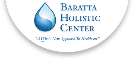 Baratta Holistic Center mobile logo