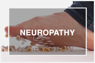 Neuropathy Home Page Symptom Box